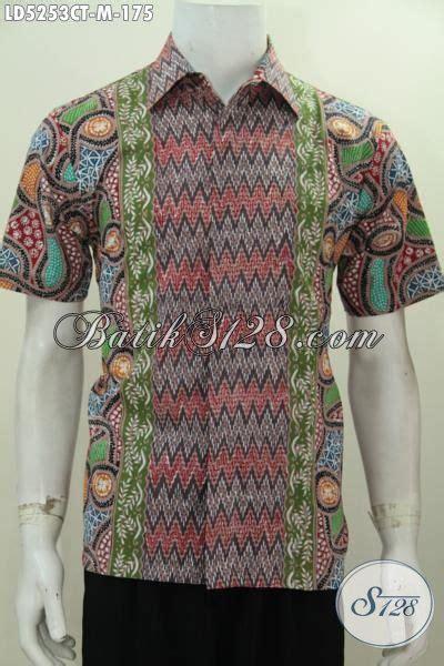 Kemeja Anak Anv Trendy Keren Dan Halus kemeja batik anak muda produk terbaru dari pakaian batik halus lengan pendek motif trendy