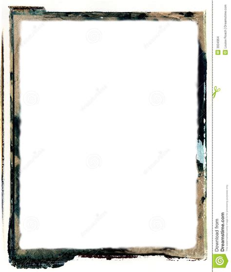 Barn House Floor Plans polaroid transfer border stock images image 3934964