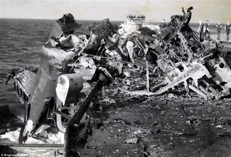 Raglan Nevada Blue wwii photos reveal kamikaze attacks on allied aircraft