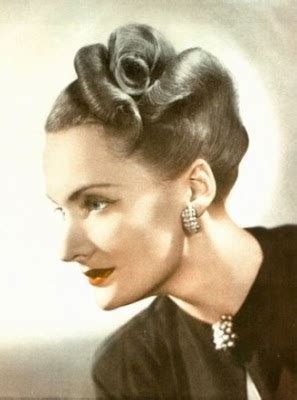 hairstyle facts from the 1940 s retro ways inspiring 1940 s hair styles