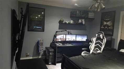 Ultimate Gamer Setup by Quot New Look Quot My Ultimate Gaming Setup September 2015
