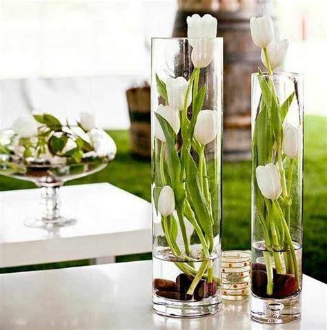 floreros y jarrones decoracion de interiores como decorar un florero de