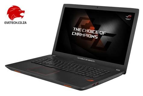 Laptop Asus Rog I7 buy asus rog gl753ve i7 gtx 1050 ti gaming laptop with