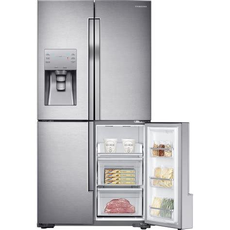Refrigerator 4 Door by Rf23j9011sr Samsung 36 Quot 22 5 Cu Ft Counter Depth 4
