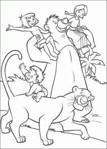 jungle book coloring pages jungle book 2 coloring pages coloringpagesabc