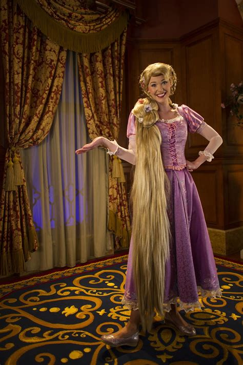 Rapunzel Kingdom addition to new fantasyland princess fairytale now open at the magic kingdom