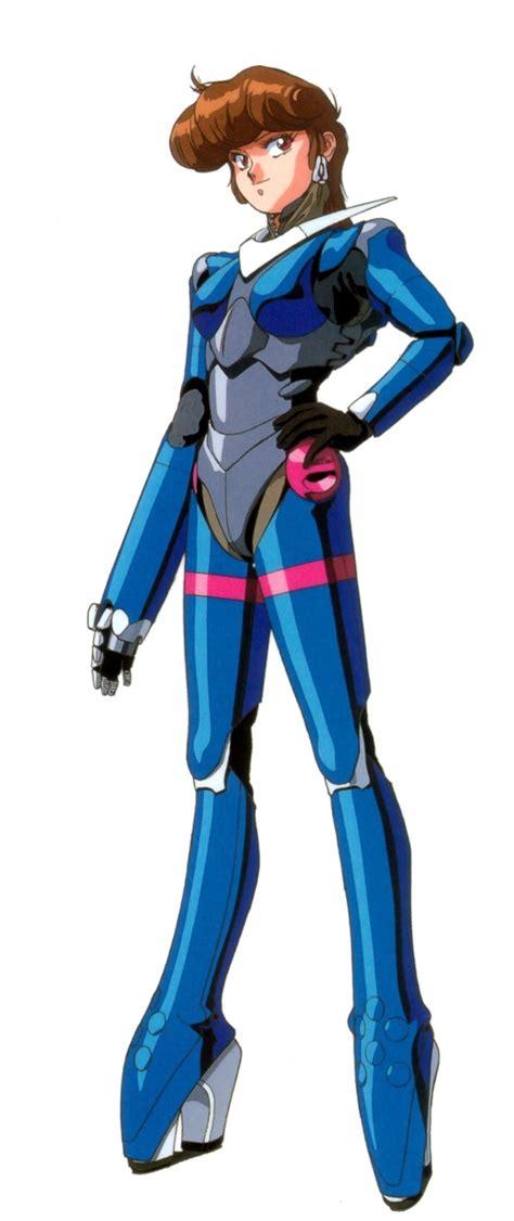 Bor Priss priscilla s asagiri bubblegum crisis image 386161 zerochan anime image board