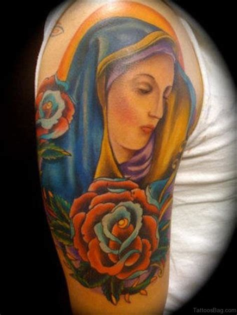 tattoo designs mama mary 25 unique shoulder tattoos