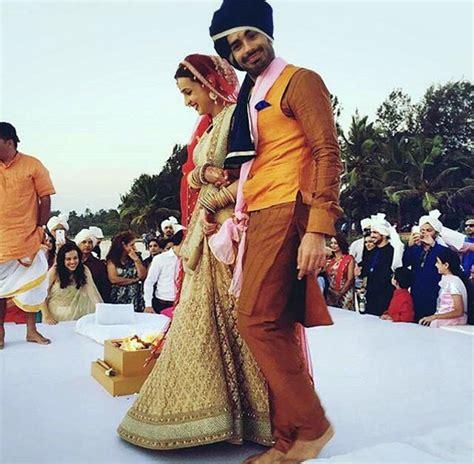 sanaya irani and mohit sehgal wedding pix sanaya irani and mohit sehgal s goa wedding rediff