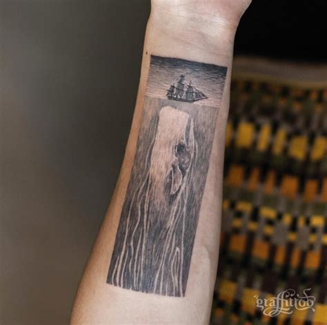 moby dick tattoo 80 ridiculously cool tattoos for tattooblend