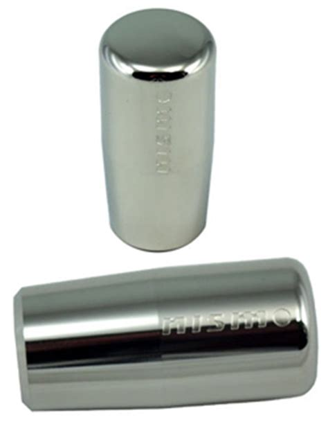 motorsport! nismo aluminum shift knob, chrome, 300zx 350z