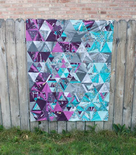 Tessellation Quilt by Tessellation Sew Along Week 1 Sew Sweetness