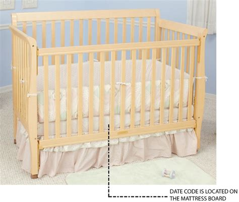 delta enterprise corp recall of certain cribs sold at