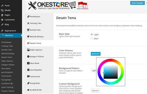 theme wordpress toko online terbaik okestore theme template toko online wordpress terbaik