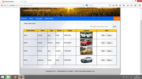 belajar membuat web dengan php dan mysql membuat pencarian dinamis dengan php dan mysql yukcoding