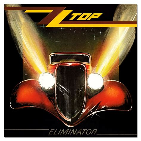 zz top eliminator album covers top albums zz top  albums