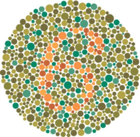 blue yellow color blindness pin 1st color blindness test on