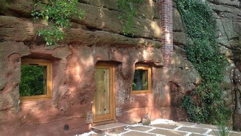 700 year old cave uk s rockhouse retreat is housed inside a 700 year old cave