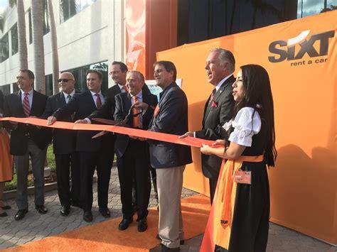car rental company brings jobs headquarters  fort