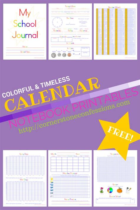 Calendar Notebook 17 Best Ideas About Calendar Notebook On Free