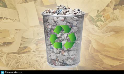 What Can We Make With Waste Paper - recycling of waste paper in india how can we recycle