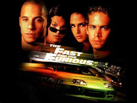 The Fast And The Furious The Fast And The Furious Brian O Toretto