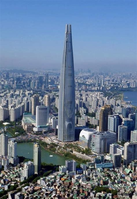 Open Floor Plans With A View by Lotte World Tower Set For Grand Opening Nikkei Asian Review