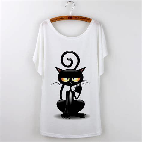 aliexpress buy harajuku cat t shirt shirt