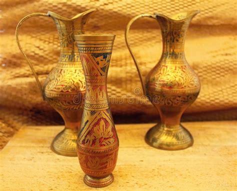 vasi orientali vasi orientali immagine stock immagine di vecchio