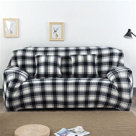 black and white sofa covers online get cheap white sofa slipcover aliexpress com