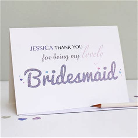 Personalised Wedding Gift Thank You Cards - wedding thank you gifts notonthehighstreet com