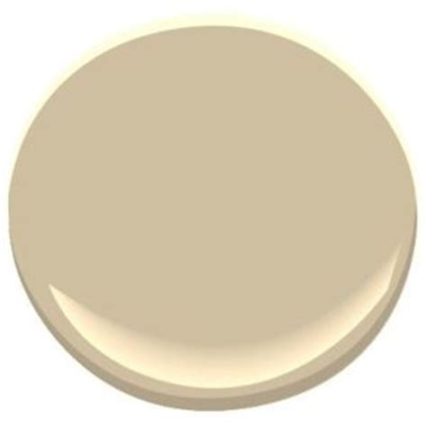 benjamin lenox warm beige paint colour with gold undertones