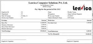 payment slip template 7 payslip templates excel pdf formats