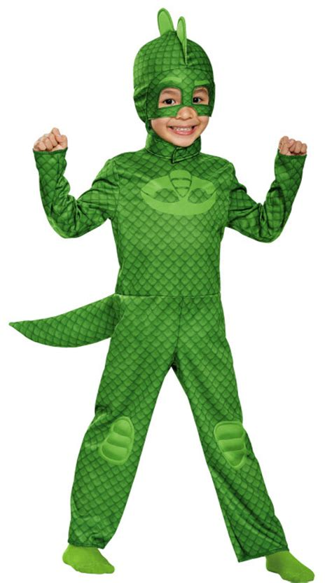 child pj masks gekko costume kids costumes