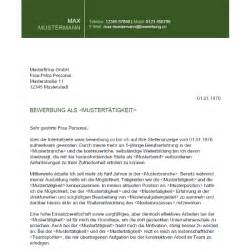 Bewerbungsschreiben Vorlagen Initiativbewerbung Muster 31 Bewerbung Co