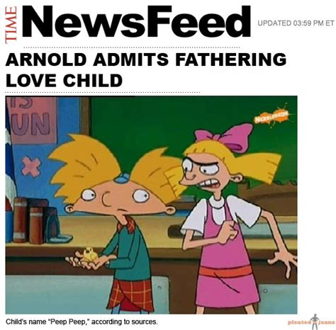 Hey Arnold Memes - hey arnold funny memes
