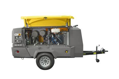 atlas copco mobile air compressors rock drill sales