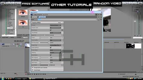 sony vegas pro twixtor tutorial sony vegas pro 11 twixtor tutorial youtube