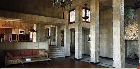 ennis house interior gallery ennis house