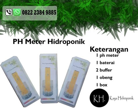 Nutrisi Hidroponik Ab Mix Surabaya jual alat ukur ph air surabaya archives toko hidroponik