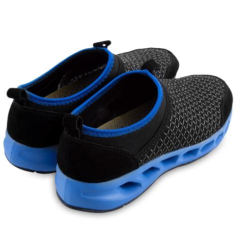 slip on athletic shoes mens summer mens breathable mesh casual slip on loafers running