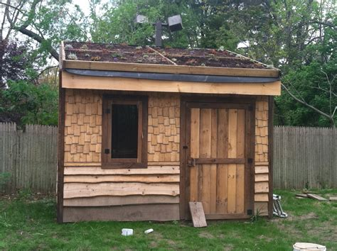 Living Roof Shed by Living Roof Shed A Banjo And A Fiddle