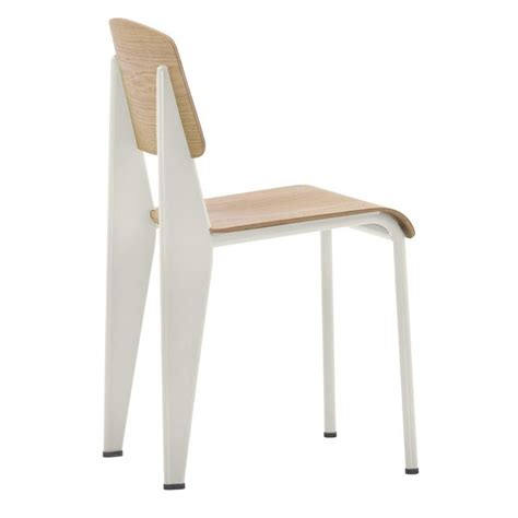 Chaise Standard Jean Prouvé 4636 by Standard Chaise Vitra Jean Prouv 233 Ambientedirect