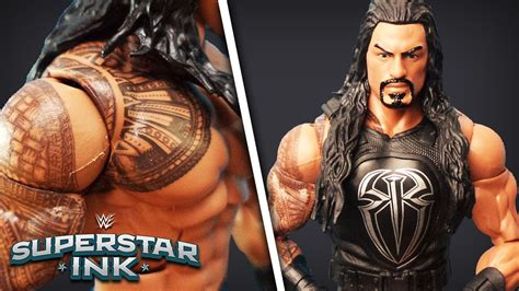 roman reigns tattoo reigns www pixshark images galleries
