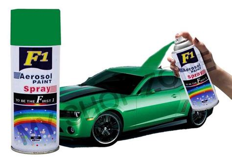 car paint price india f1 aerosol spray paint green 450ml car bike multi