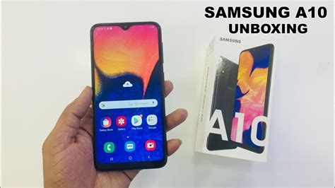 Samsung A10 Unboxing by Samsung Galaxy A10 Unboxing Best Samsung Phone Rs 8750