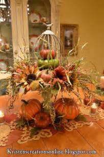 fall table centerpiece fall beautiful
