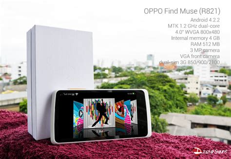 Diary Oppo Find Muse droidsans blogs