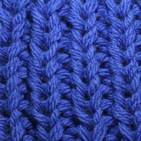 how to rib knit ribbing knitting