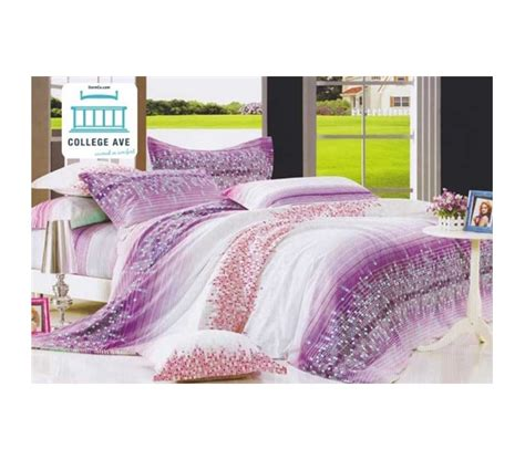college bedding twin xl twin xl comforter set college ave dorm bedding sized